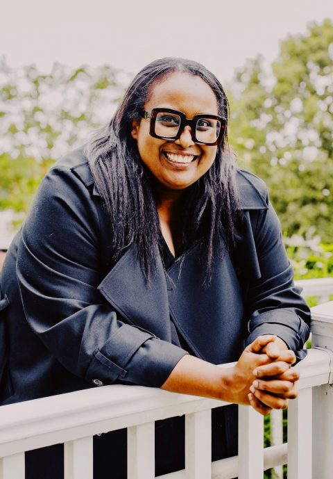 Sabrina Hersi Issa, founder of Be Bold Media