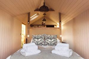 Elmley Damson Shepherd Hut by Rebecca Douglas Photography | Rare Magazine