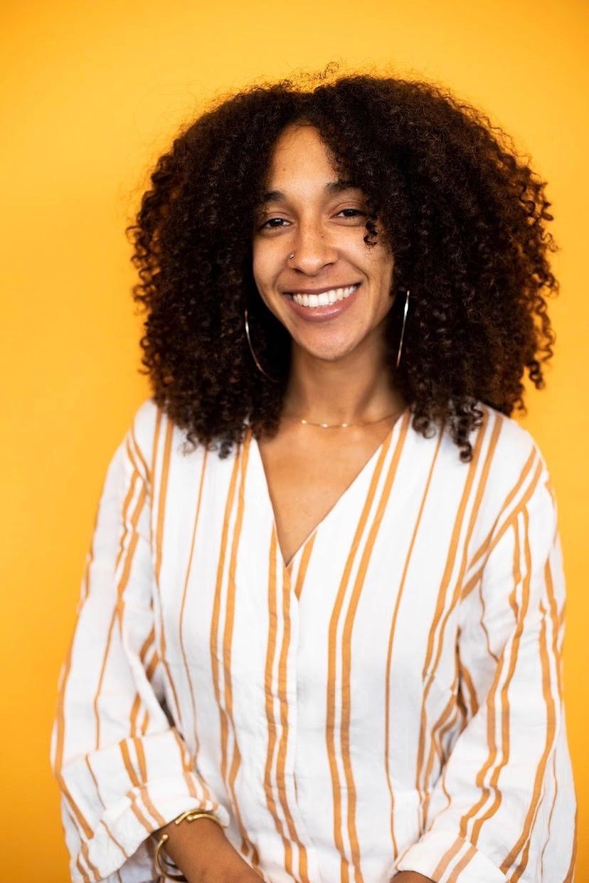 Jasmine Curtis, Founder AVOCURL